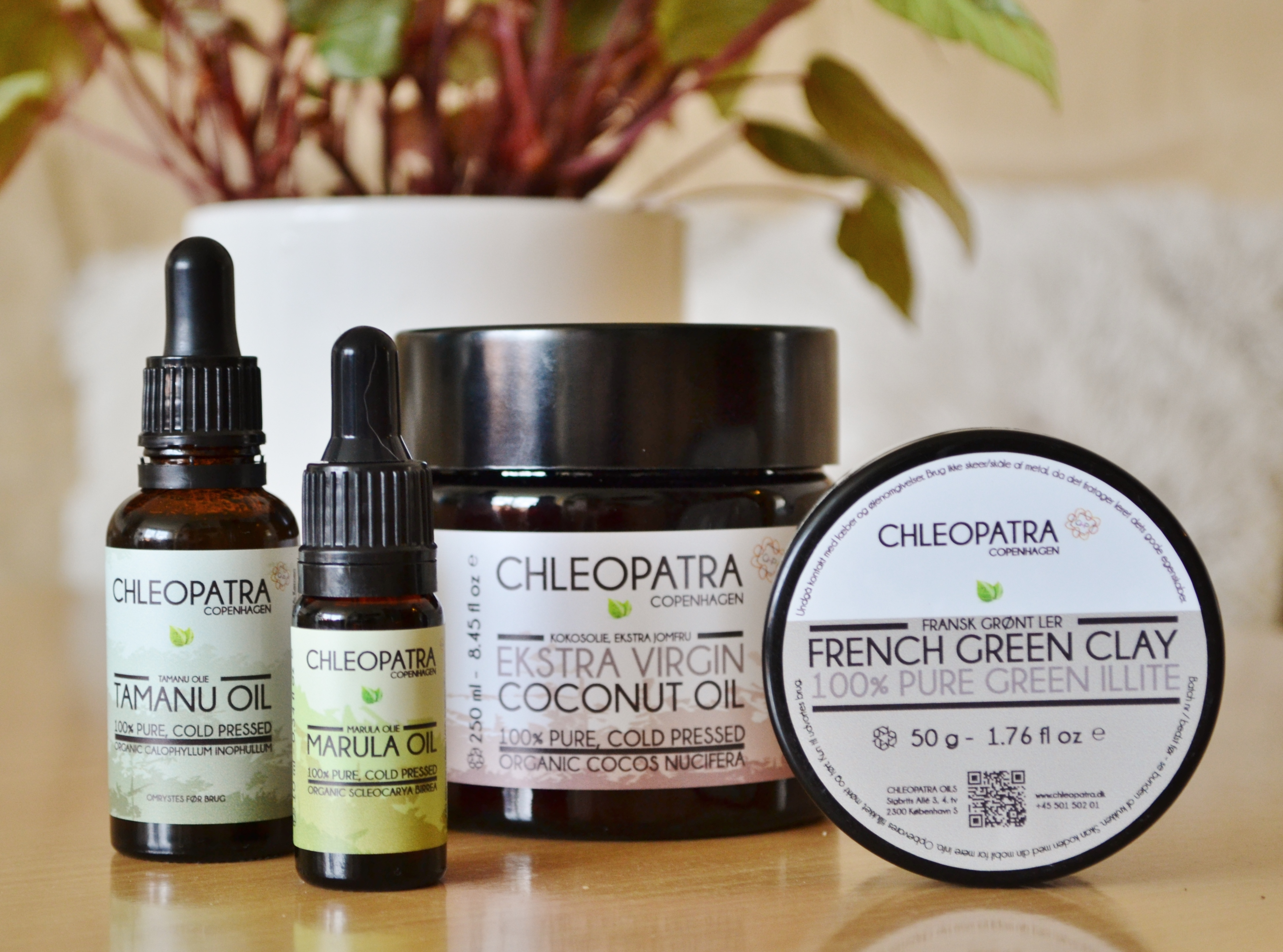 chleopatra oils