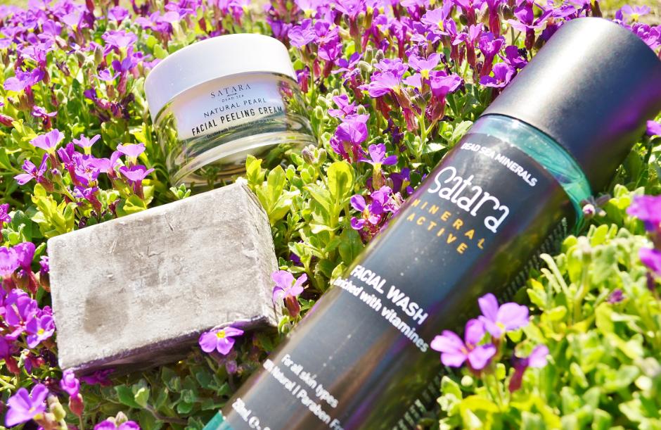 100 % naturlige produkter fra Satara