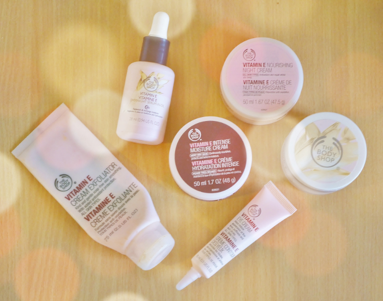 yndlingsserie fra The Body Shop