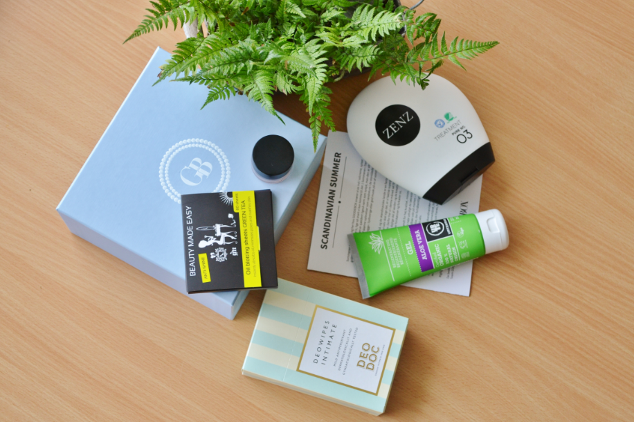 goodiebox juni 2016