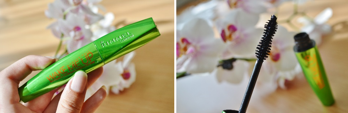 Rimmel London – wake me up mascara