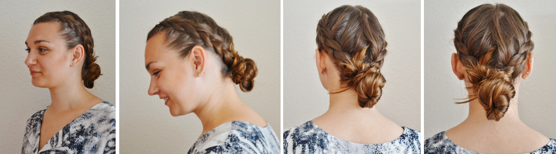 fletnings frisure til langt hår
