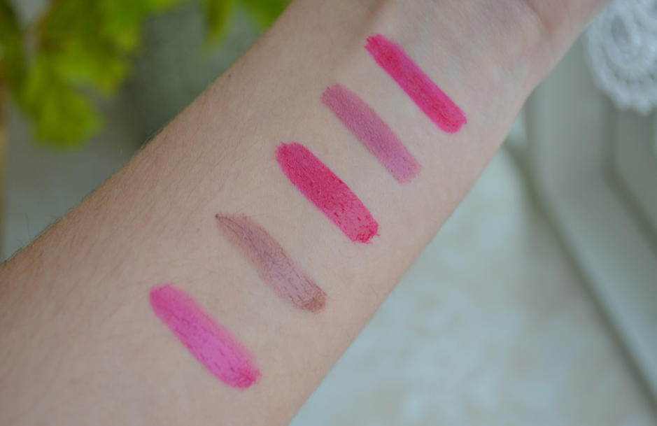 Beautiful Color Blod Liquid Lipstick