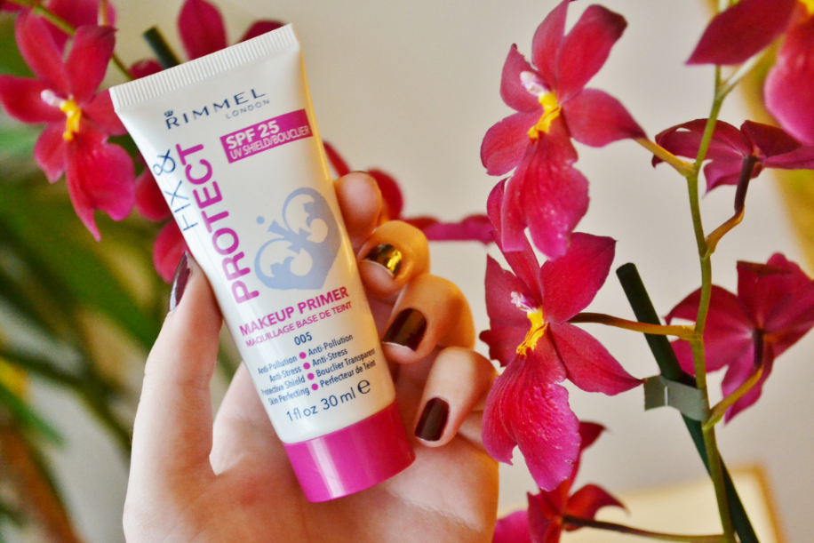 rimmel london fix protect primer