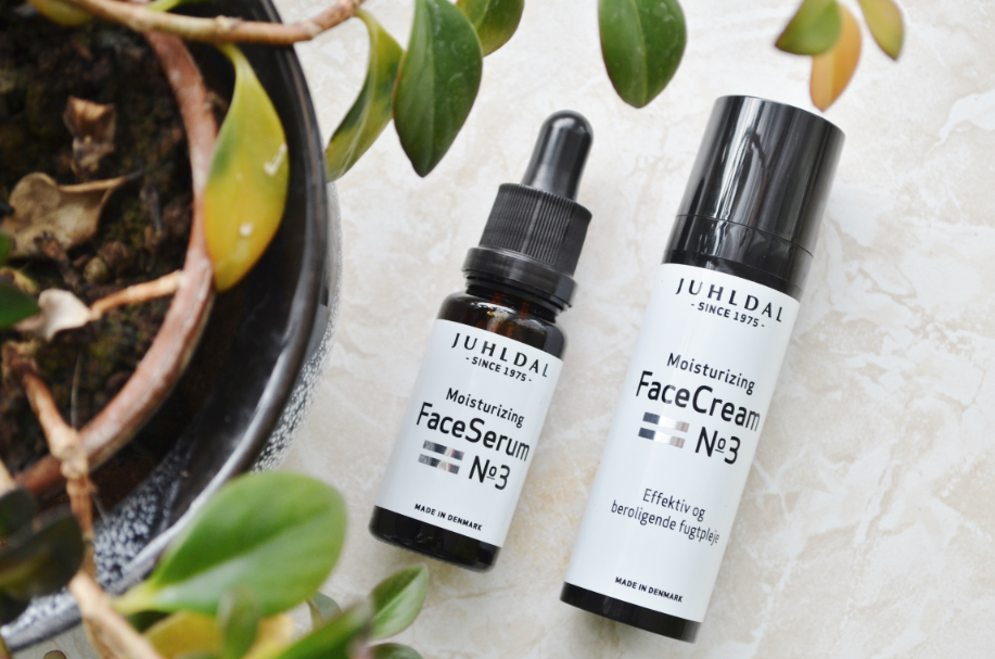 Juhldal FaceSerum og FaceCream No 3