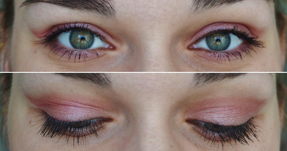 queen blush øjenskygge