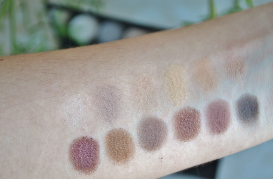 Sleek makeup i-Divine palette skygger