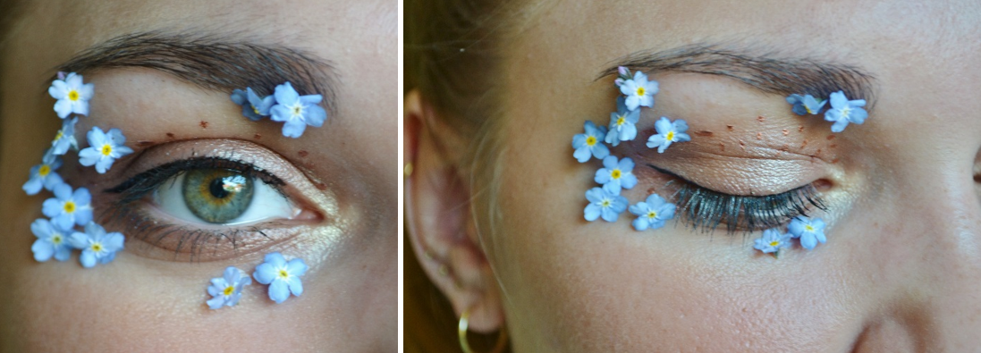 makeuptrends blomster
