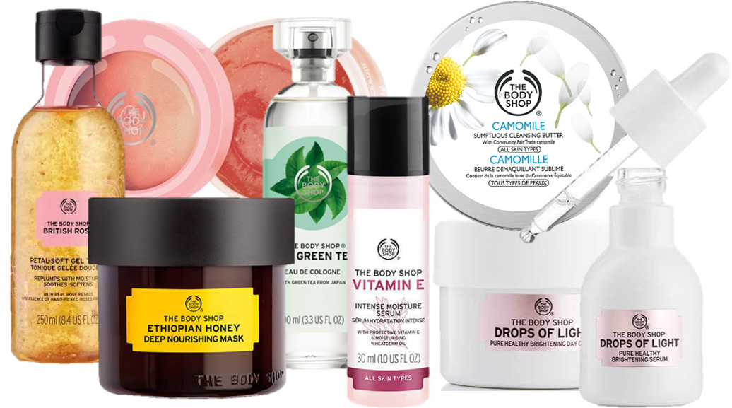 spar 30 % the body shop