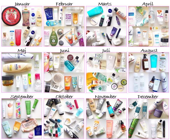 tømpe produkter 2017