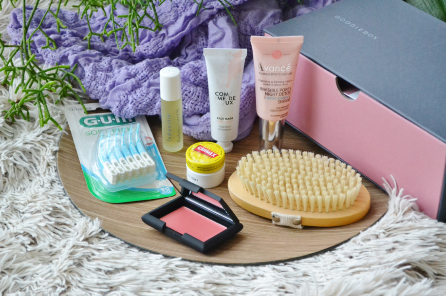 goodiebox januar 2018