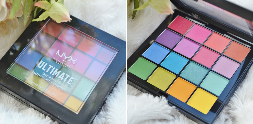 nyx ultimate eyeshadow palette 1