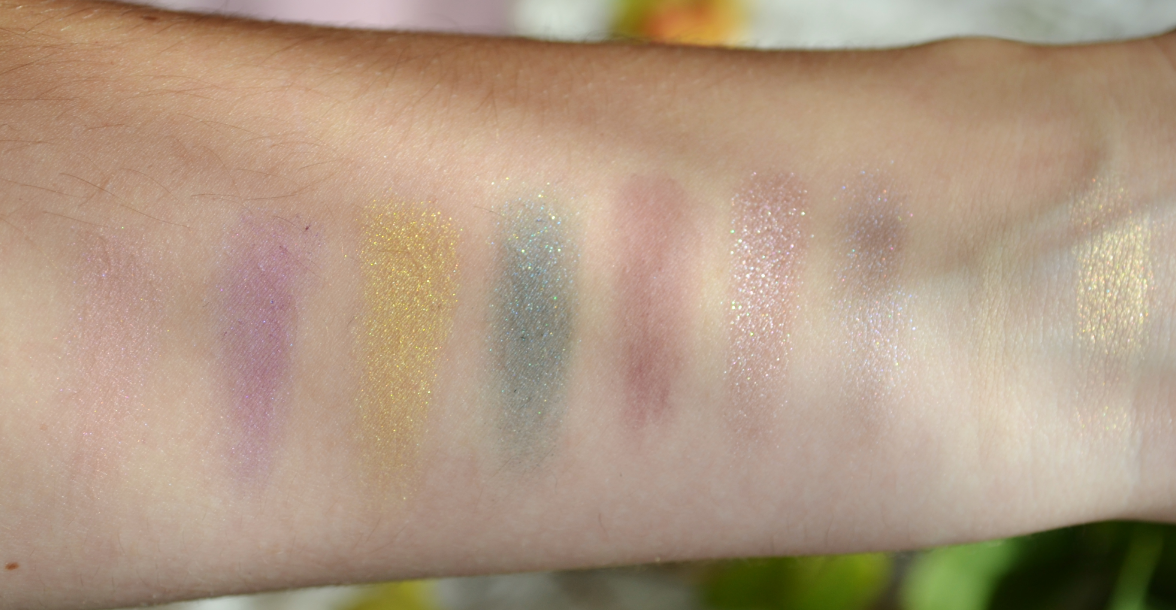 essence efterår 2018 4 too glam to give a damn swatches