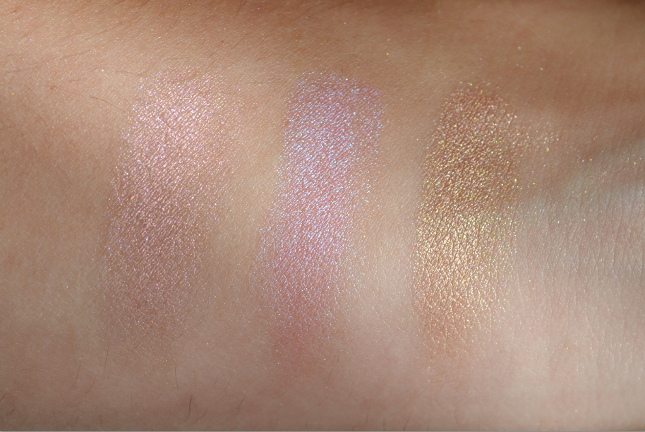 essence efterår 2018 7 go for the glow swatches