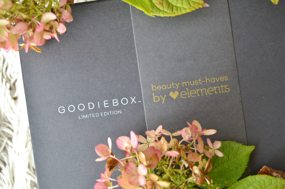 goodiebox x elements 1