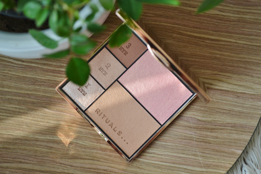 Miracle Sunkissed Glow Eye & Face Palette 2