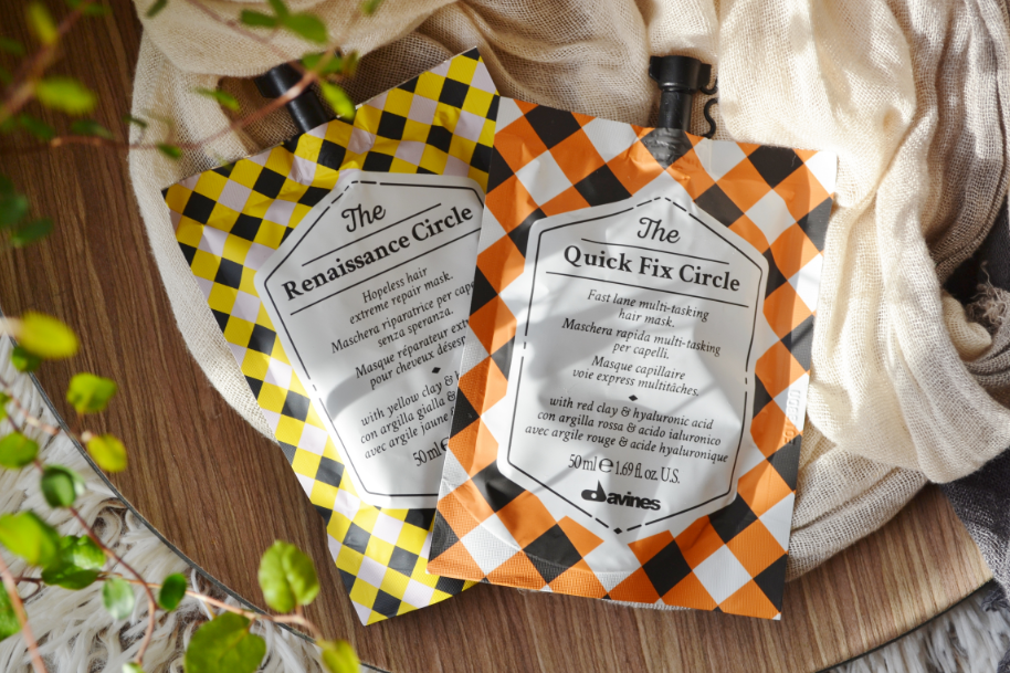 Davines The Circle Chronicles hårmasker