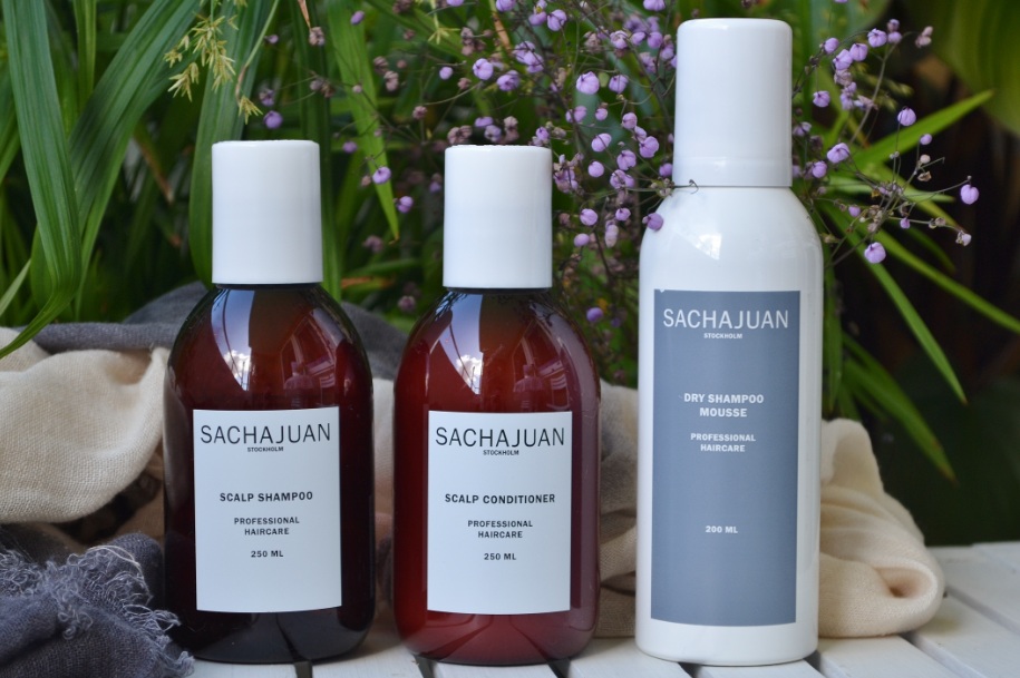 Sachajuan scalp shampoo & conditioner