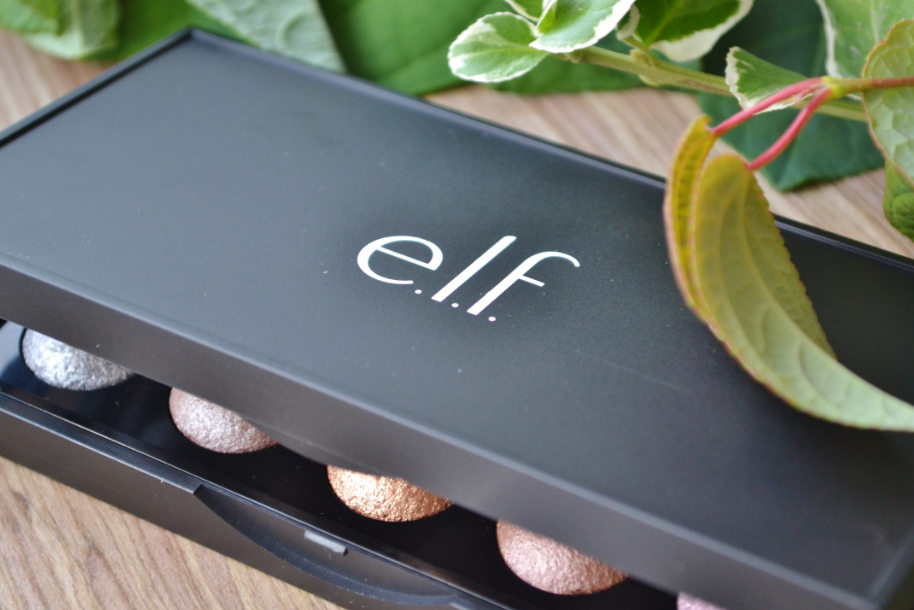 e.l.f. California baked eyeshadow palette 1