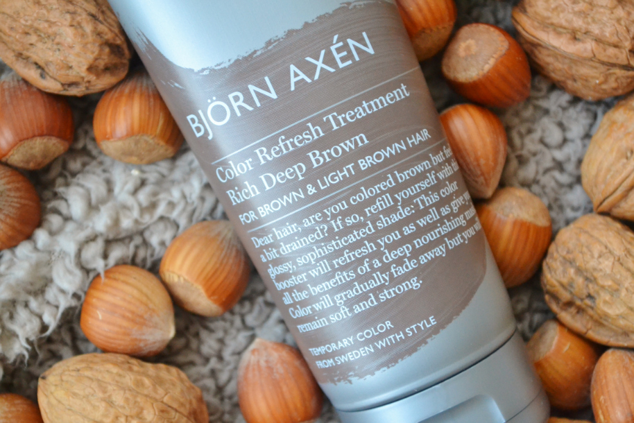 björn axén color refresh treatment 2