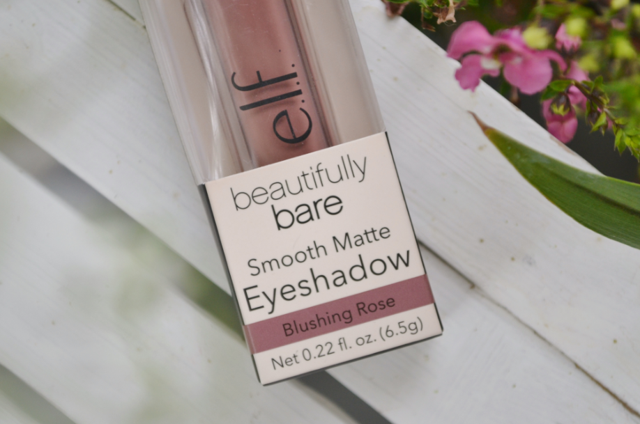 e.l.f beautyfully bare smooth matte eyeshadow 2