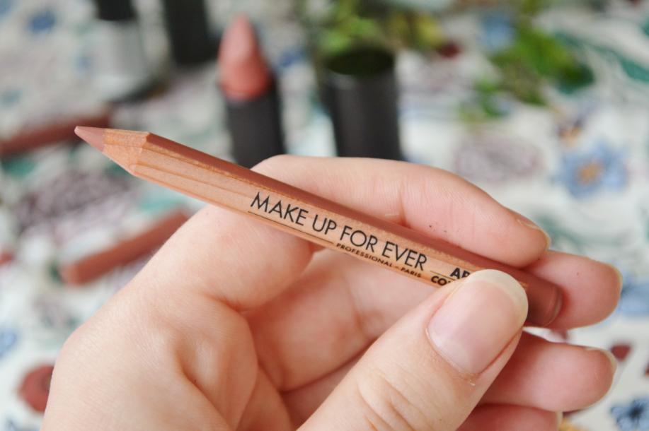 læbestift fra Make Up For Ever 3