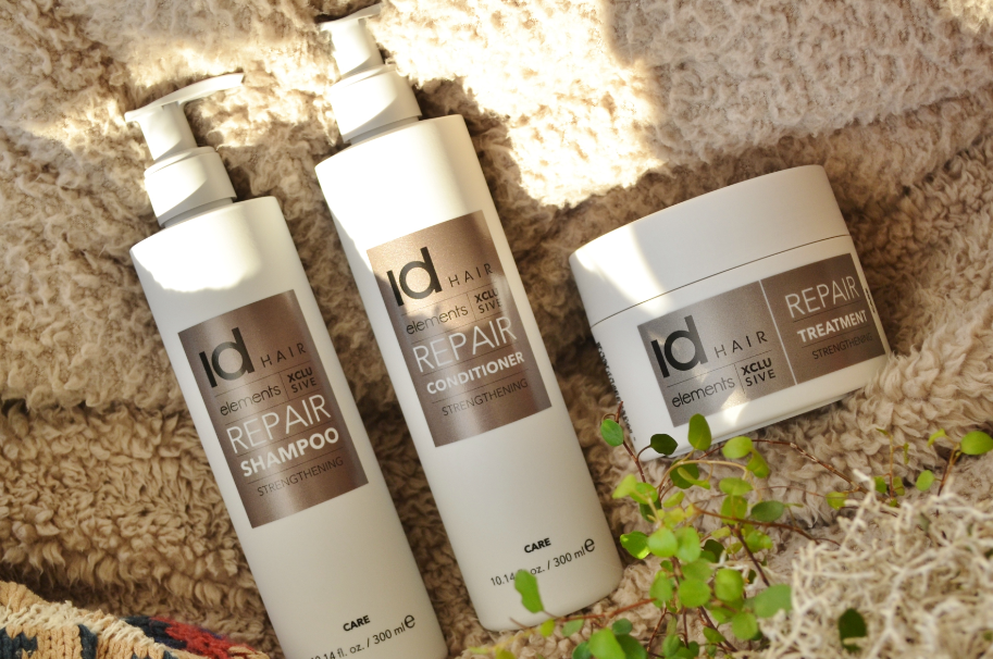 id hair elements care repair