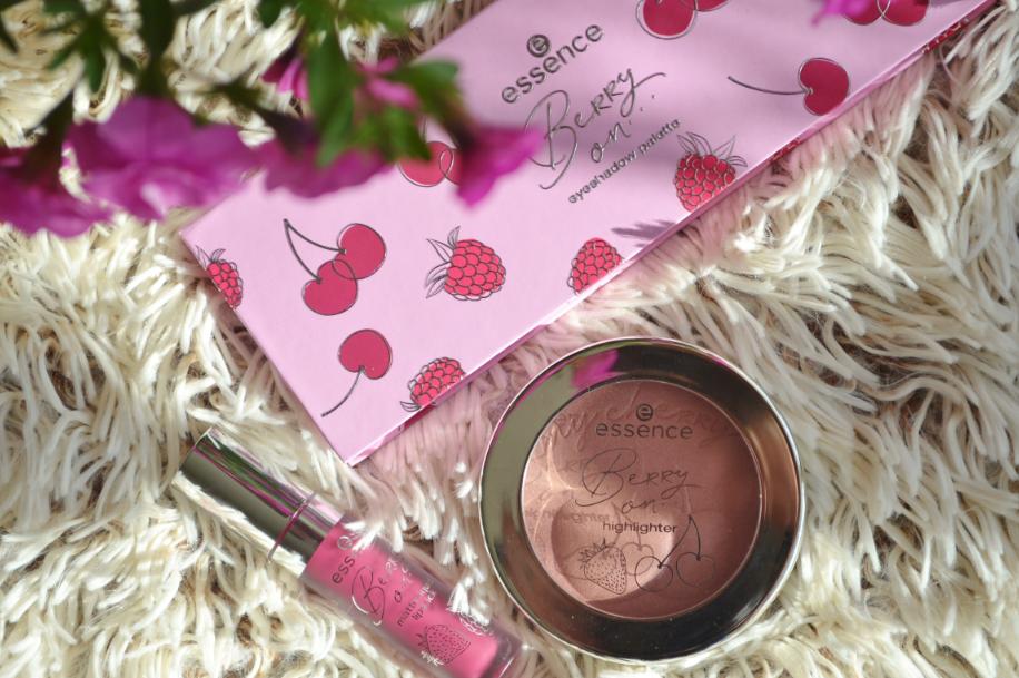 essence cosmetics berry on 1