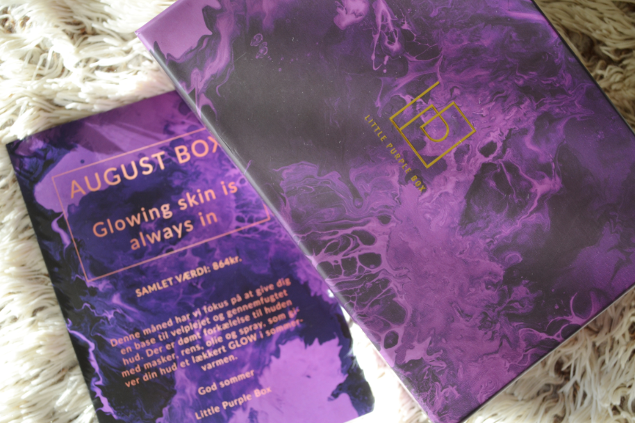 little purple box august 2019 1