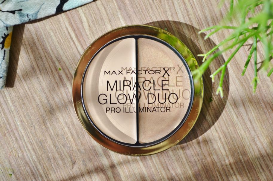 max factor miracle glow duo pro illuminator 1