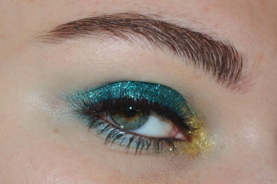 nyx glitter brillants 2