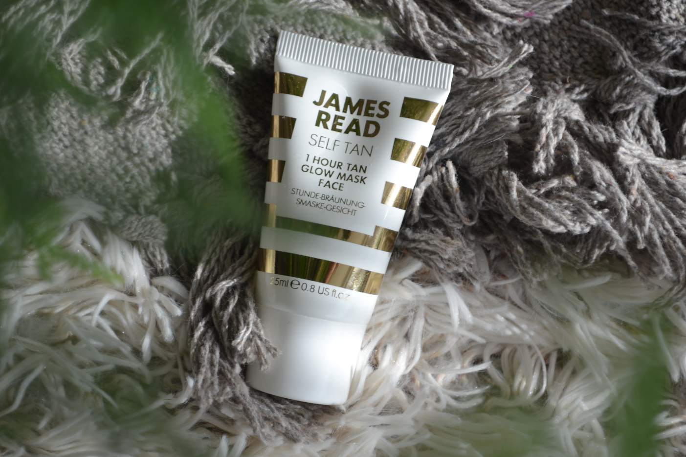 james read self tan 1 hour tan glow mask face 1