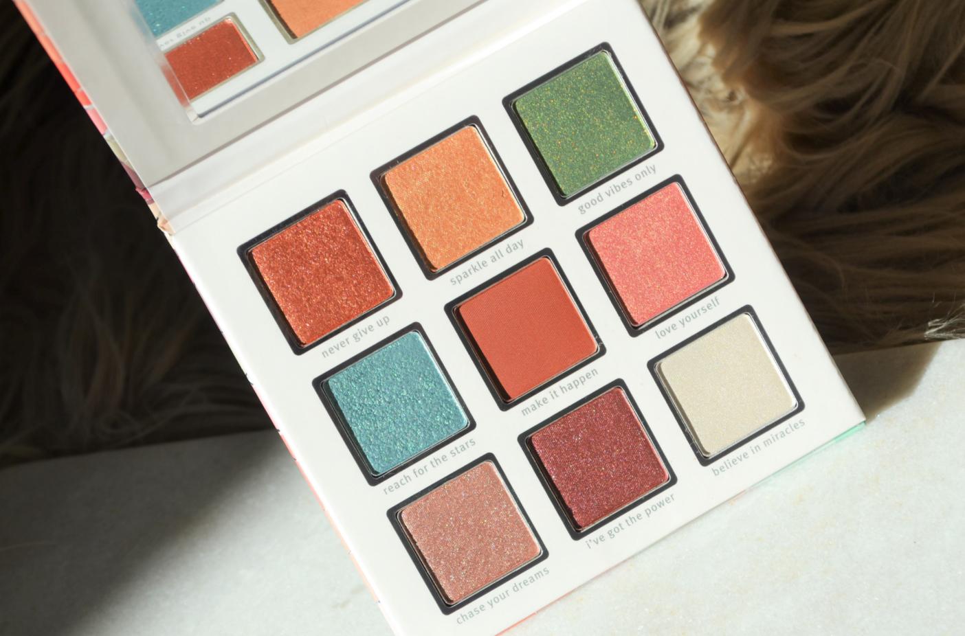 essence cosmetics crystal power eyeshadow palette 2