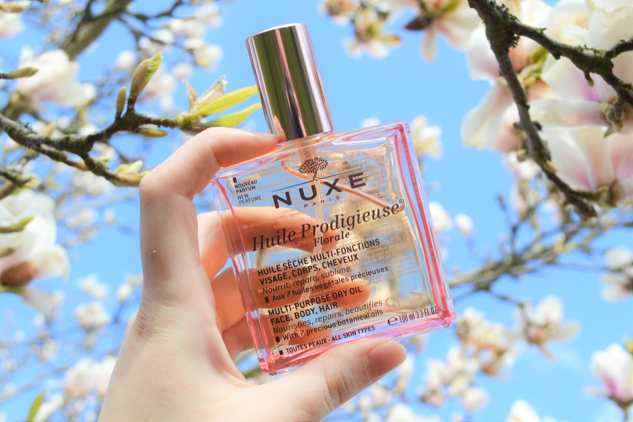 Nuxe Huile Produgieuse Florale