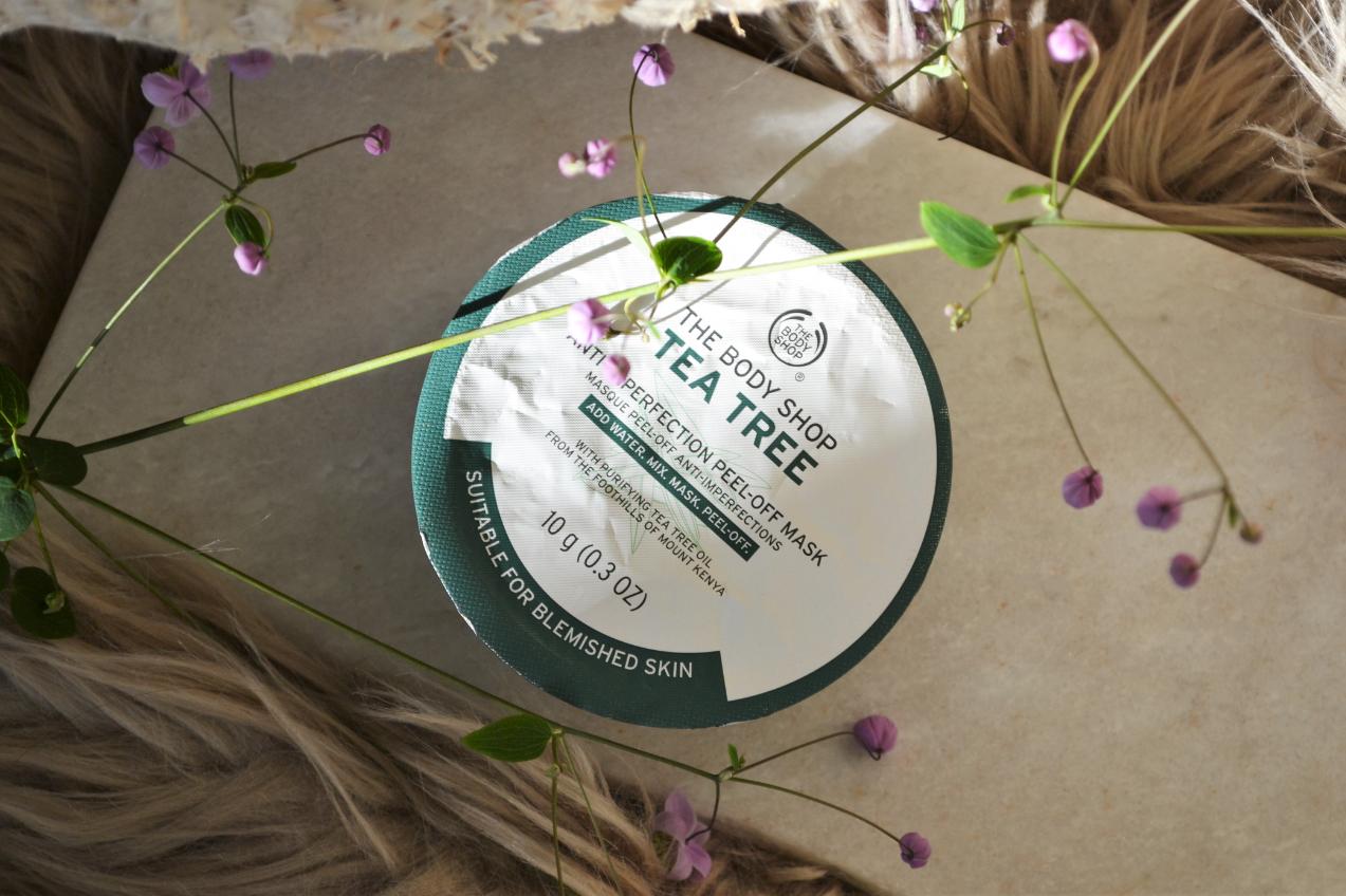 Tea Tree Anti-Imperfection Peel-Off Mask 2