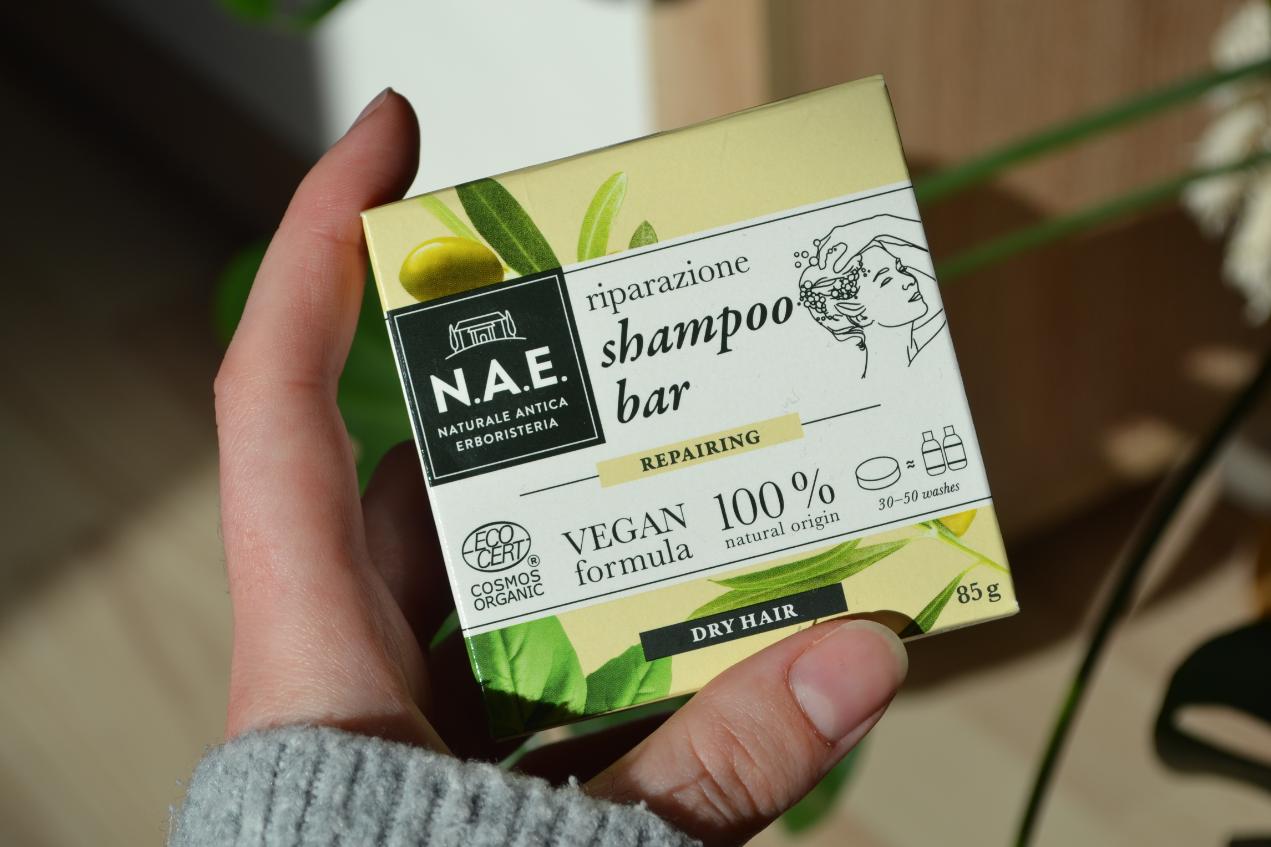 N.A.E. shampoo bar 1