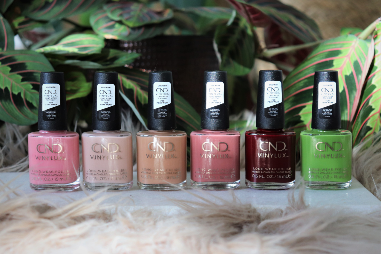 CND Autumn Addict The Collection 1