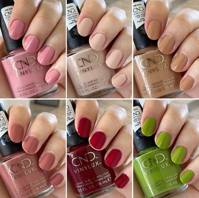 CND Autumn Addict The Collection 2