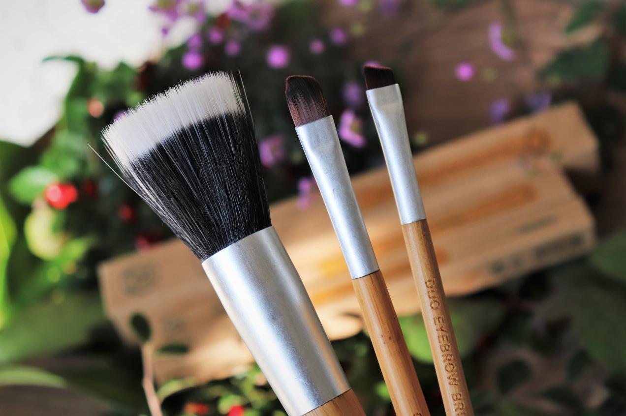 the body shop makeupbørster 2