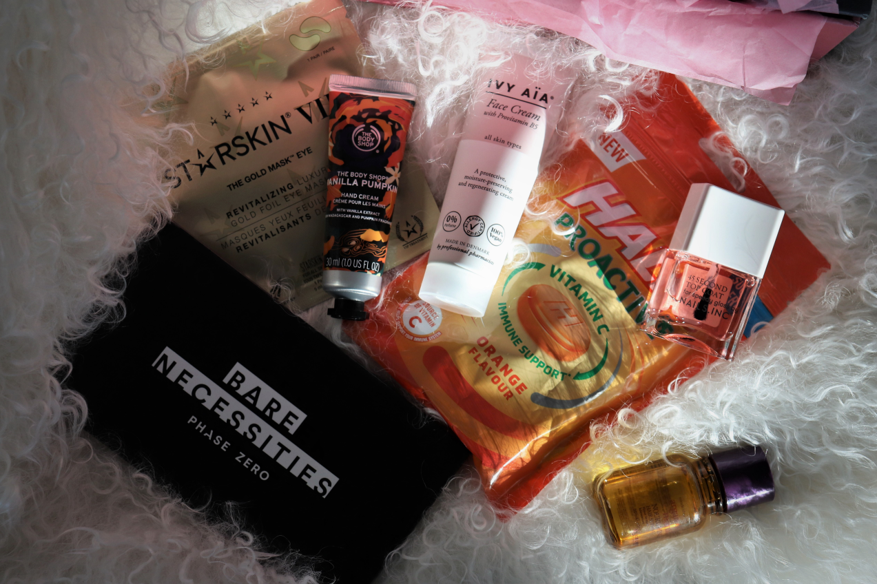 Goodiebox november 2020 1