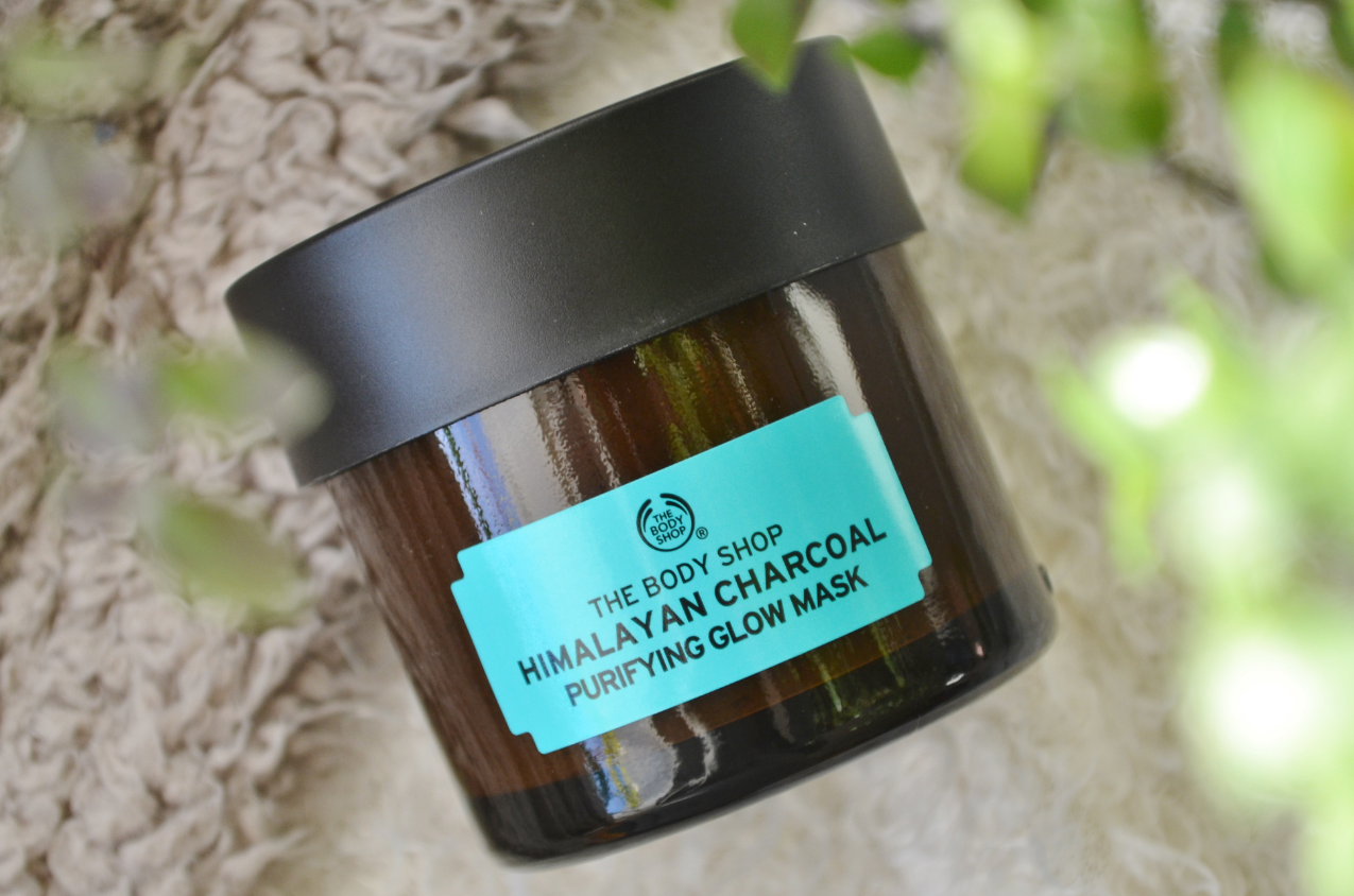 the body shop himalayan charcoal mask 1